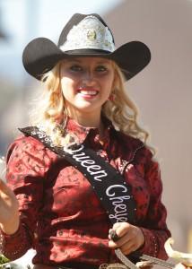 Queen Cheyenne
